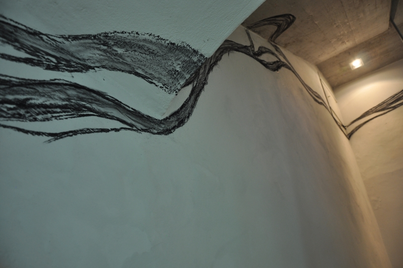 Kollaterale - Spuren - Kohlespuren
