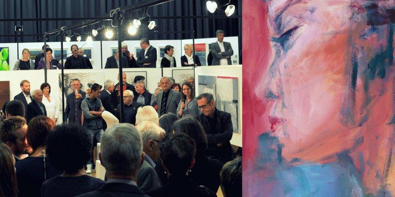 1-Pressefoto_Jahresausstellung17_Künstlergilde
